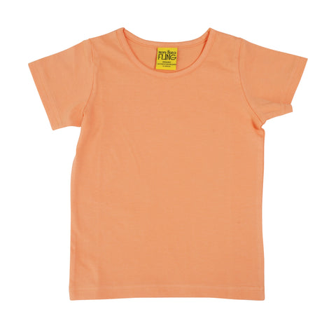 Cantaloupe MTAF Short Sleeve Top