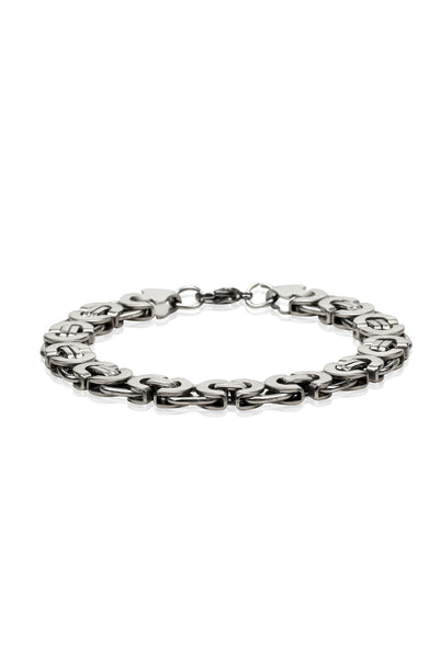 Svvelte Interlocked Bracelet For Men, Men Bracelet, Svvelte - Svvelte