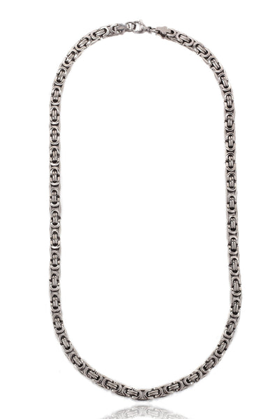Men's Stainless Steel Designer Link Chain, Men Chain, Svvelte - Svvelte