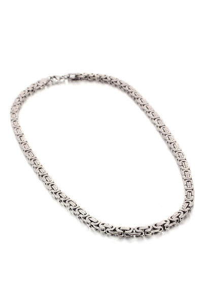 Buy Men Chain, Named Men's Stainless Steel Unusual Link Chain, from Svvelte, for Rs. 44.99