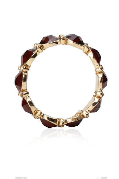 Svvelte Exclusive Designer Bracelet With Swarovski, Women Bracelet, Svvelte - Svvelte