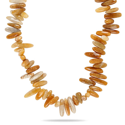Buy Women Chain, Named Svvete Brown Stone Cahin, from Svvelte, for Rs. 12.99