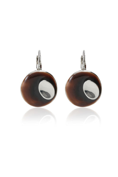 Buy Women Earring, Named Svvelte exclusive Unique Brown Earrings, from Svvelte, for Rs. 9.99