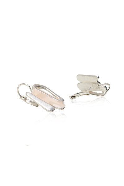Buy Women Earring, Named Svvelte Exclusive Designer Light Peach Earrings, from Svvelte, for Rs. 9.99