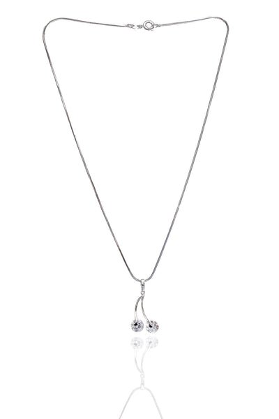 Buy Women Chain and Pendant, Named Svvelte Women - Studded Pendants and Sets, from Svvelte, for Rs. 15.99