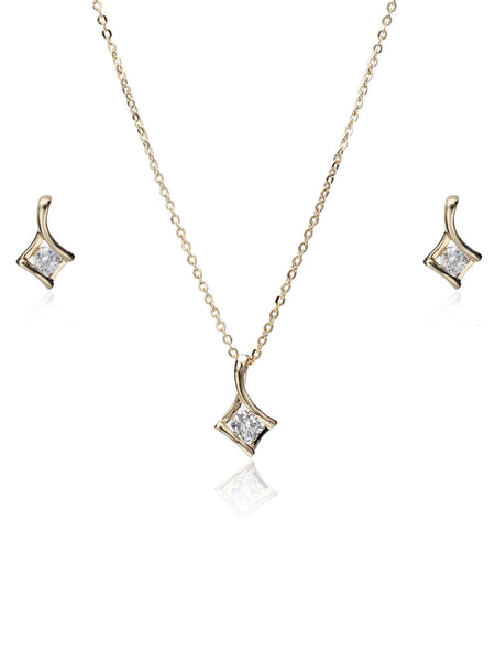 Buy Women Set, Named Svvelte Gold Set, from Svvelte, for Rs. 29.99