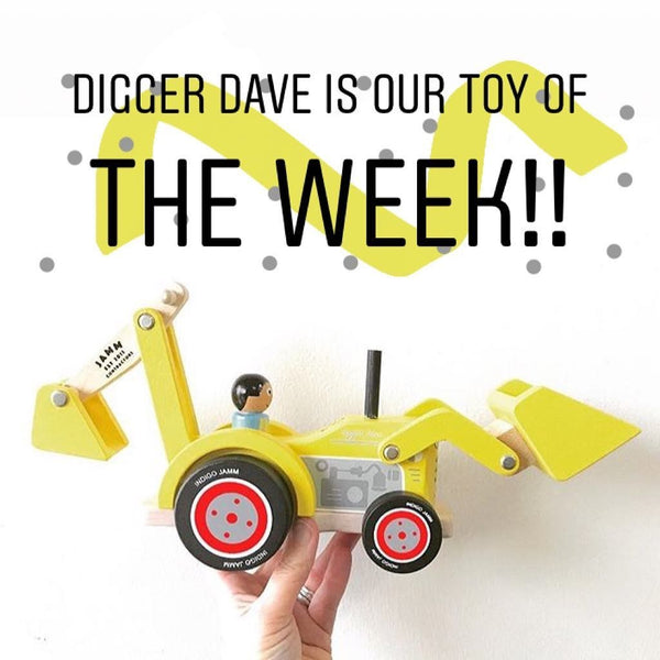 Wooden Toy Of The Week!
