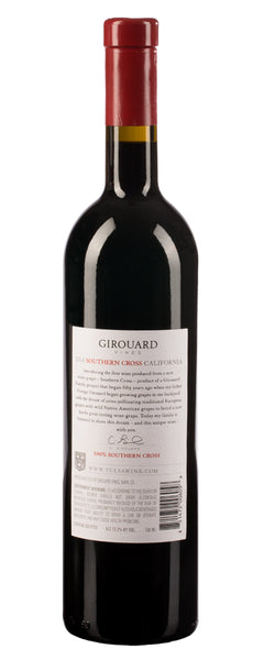 Girouard Vines, Southern Cross Wine 2014