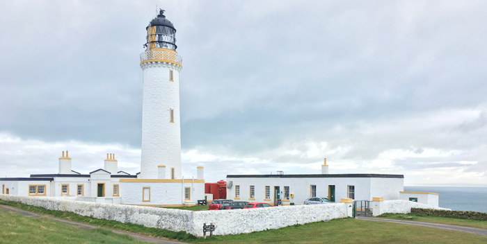 Mull of Galloway Lighthouse, Drummore, Stranraer, Scotland