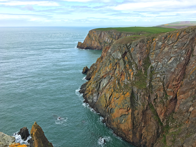 Scotland's most Southern point, Mull of Galloway, Drummore, Dumfries and Galloway, Scotland