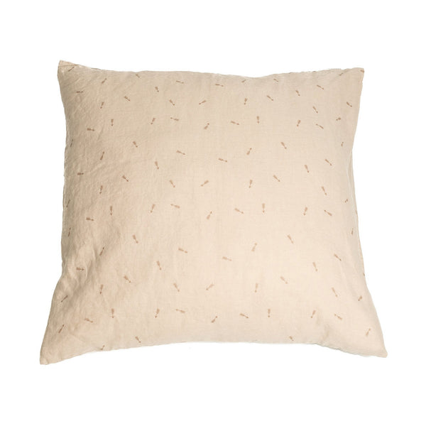 minimuhuu • Pillow case, peach beige • m_op.cushion, m_op.pillowcase