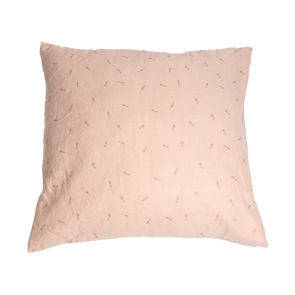 minimuhuu • Pillow case, sunset pink • m_op.cushion, m_op.pillowcase