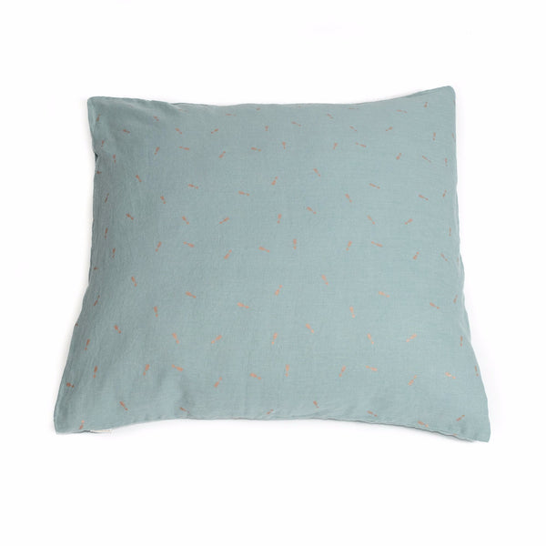 minimuhuu • Pillow case, blue lagoon • m_op.cushion, m_op.pillowcase
