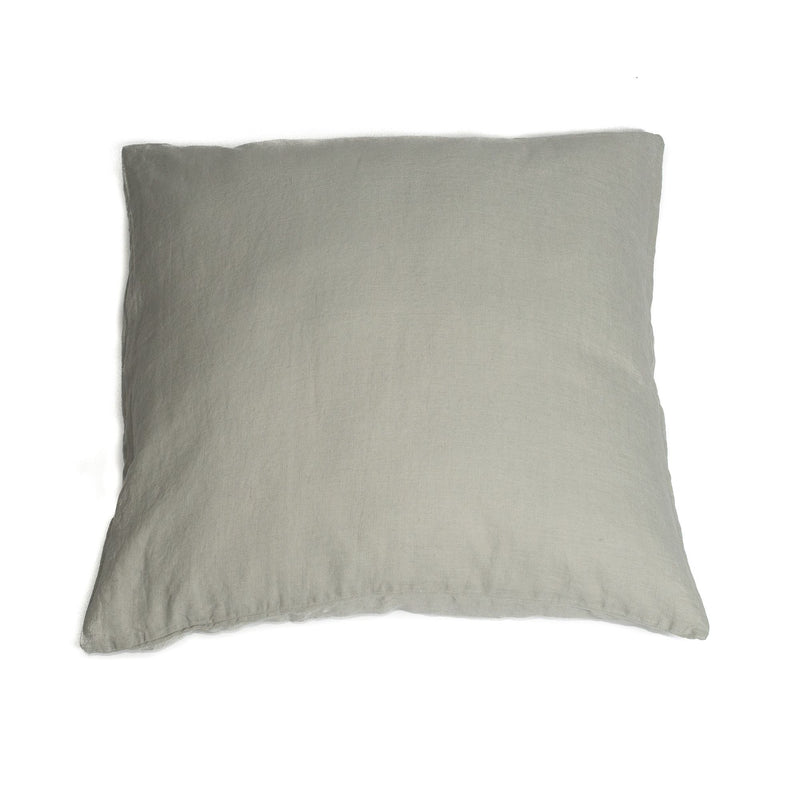 Pillow case, pearl grey