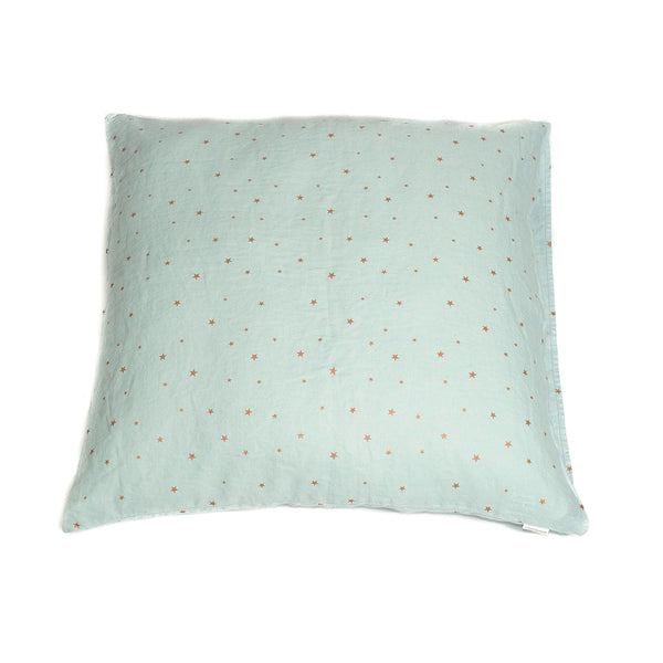 Minimuhuu • Pillow case, stars blue light • m_op.pillowcase