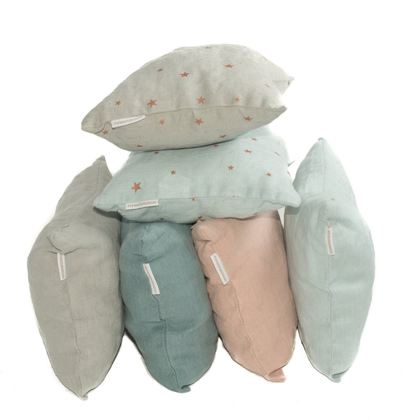 Minimuhuu • 6 Piece Travel Cushion Set • frontpage, m_op.lesminis, m_op.lesminisstars