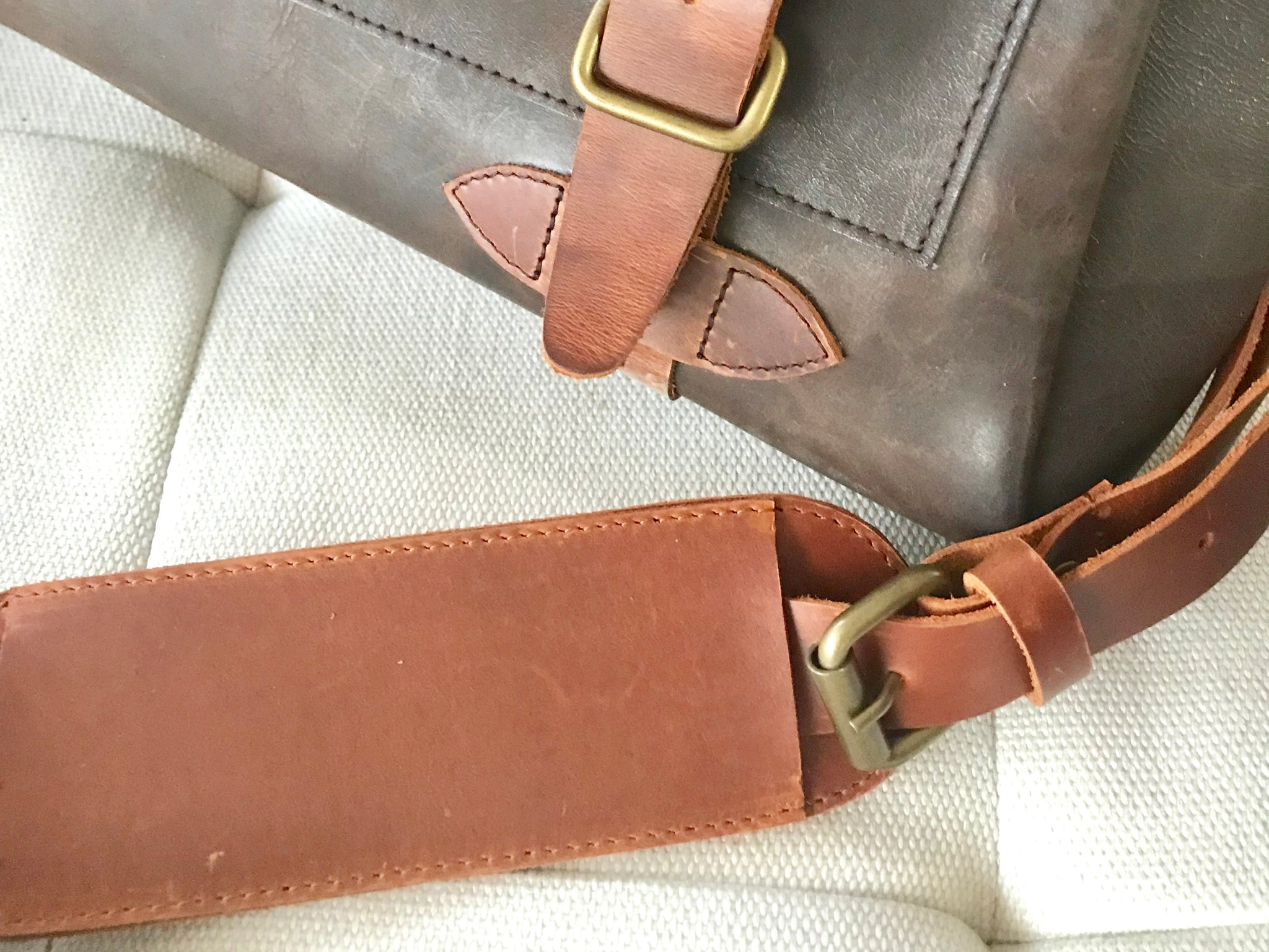 Lawrence Satchel & Messenger