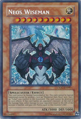 Neos Wiseman - CSOC-EN097 - Secret Rare - Unlimited Edition