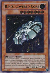 B.E.S. Covered Core - SOI-EN013 - Ultimate Rare - Unlimited Edition