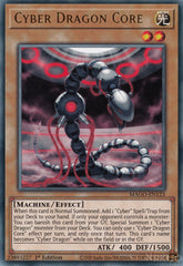 Cyber Dragon Core - MAGO-EN123 - Rare - 1st Edition