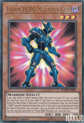 Vision HERO Multiply Guy - BLHR-EN006 - Ultra Rare - 1st Edition