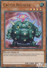 Cactus Bouncer - BLLR-EN049 - Ultra Rare - 1st Edition