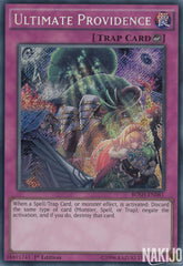 Ultimate Providence - BOSH-EN081 - Secret Rare - 1st Edition