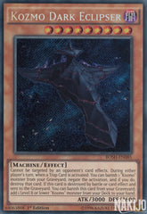 Kozmo Dark Eclipser - BOSH-EN085 - Secret Rare - 1st Edition