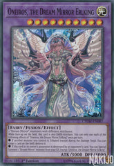 Oneiros, the Dream Mirror Erlking - CHIM-EN087 - Super Rare - 1st Edition