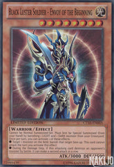 Black Luster Soldier - Envoy of the Beginning - CT10-EN005 - Super Rare - Limited Edition