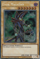 Dark Magician - CT14-EN001 - Secret Rare - Limited Edition
