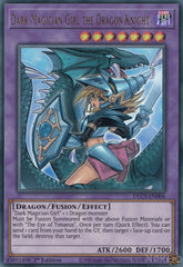 Dark Magician Girl the Dragon Knight - DLCS-EN006 - Ultra Rare - 1st Edition - Alternate Art