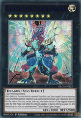 Galaxy-Eyes Cipher Dragon - DLCS-EN125 - Blue Ultra Rare - 1st Edition