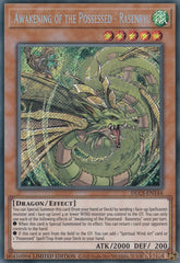 Awakening of the Possessed - Rasenryu - DLCS-EN144 - Secret Rare - 1st Edition