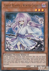 Ghost Reaper & Winter Cherries - DUDE-EN002 - Ultra Rare - 1st Edition