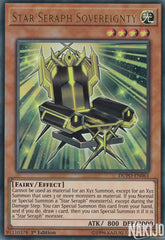 Star Seraph Sovereignty - DUPO-EN061 - Ultra Rare - 1st Edition