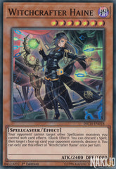 Witchcrafter Haine - INCH-EN018 - Super Rare - 1st Edition