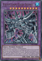 Egyptian God Slime - LED7-EN001 - Ultra Rare - 1st Edition
