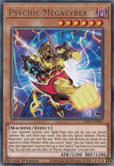 Psychic Megacyber - LED7-EN033 - Rare - 1st Edition