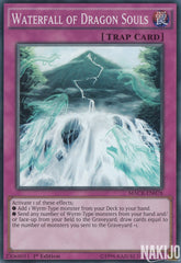 Waterfall of Dragon Souls - MACR-EN078 - Super Rare - 1st Edition