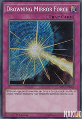 Drowning Mirror Force - MP17-EN041 - Secret Rare 1st Edition