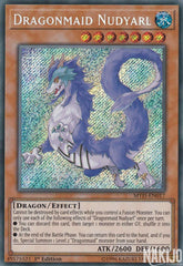 Dragonmaid Nudyarl - MYFI-EN017 - Secret Rare - 1st Edition