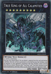 True King of All Calamities - MYFI-EN049 - Super Rare - 1st Edition