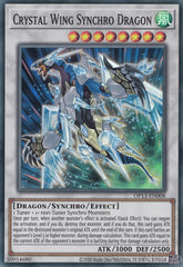 Crystal Wing Synchro Dragon - OP13-EN008 - Super Rare - Unlimited Edition