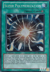 Super Polymerization - RYMP-EN029 - Secret Rare - 1st Edition