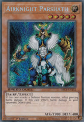 Airknight Parshath - SBCB-EN132 - Secret Rare - 1st Edition