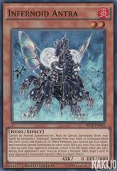 Infernoid Antra - SECE-ENS03 - Super Rare - Limited Edition