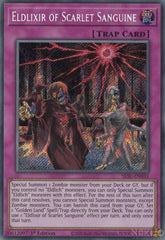 Eldlixir of Scarlet Sanguine - SESL-EN031 - Secret Rare - 1st Edition