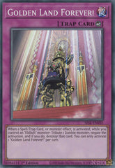 Golden Land Forever! - SESL-EN035 - Super Rare - 1st Edition