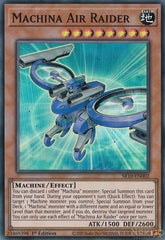 Machina Air Raider - SR10-EN002 - Super Rare - 1st Edition